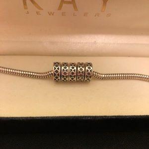 Stoppers, charmed memories bracelet-Kay Jewelers